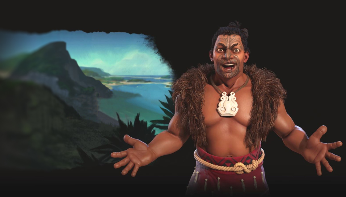 Civilization 6: Gathering Storm designers explain why Māori