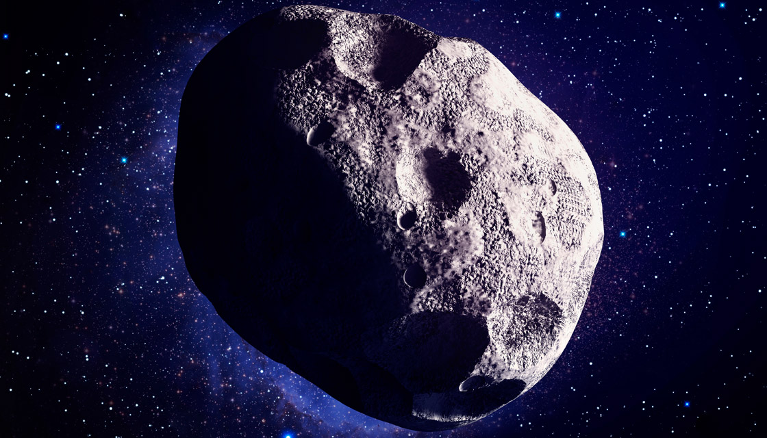 Christmas Comet 2019.Earth S Closest Brush With An Asteroid In 2019 Newshub