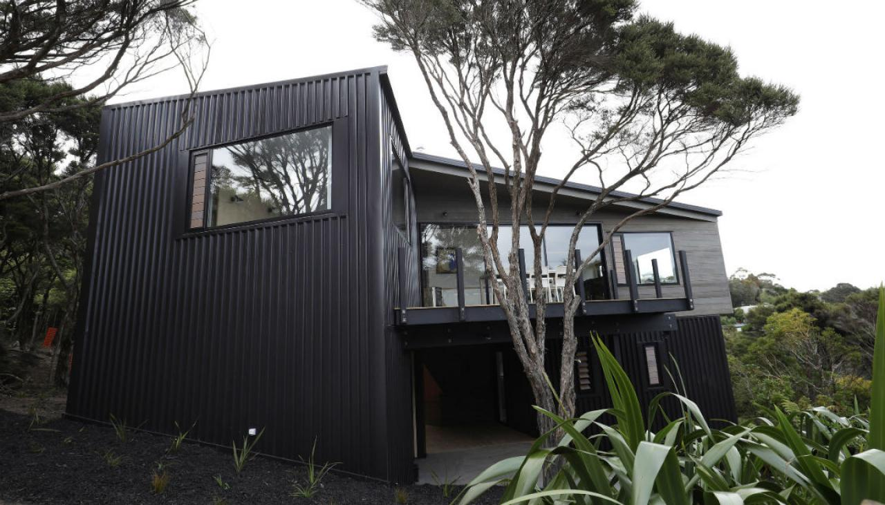 Grand Designs NZ 2017: Canopy House