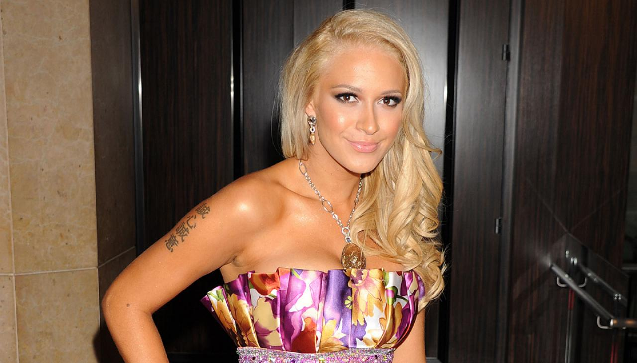Pussycat Doll Kaya Jones Says Group Was A Prostitution