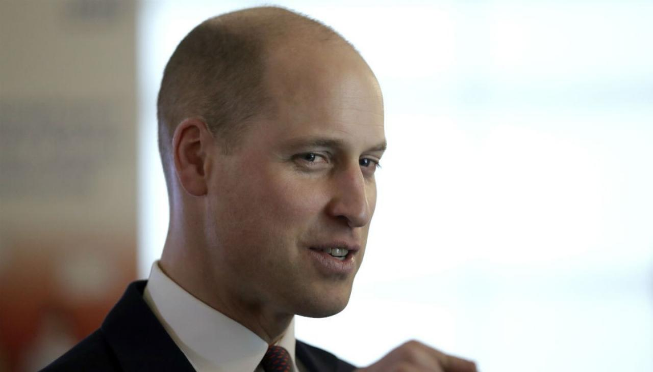 Prince William Accepts Defeat Debuts Brand New Buzz Cut