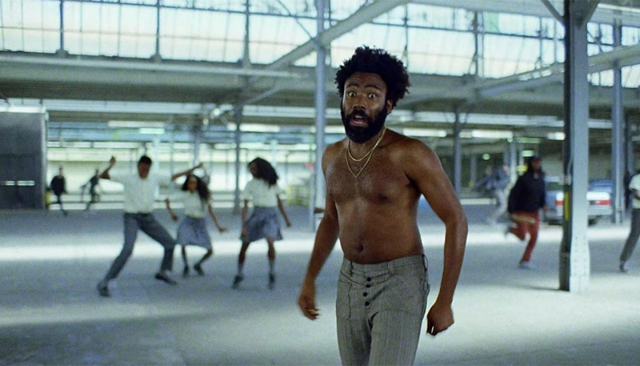 This Is America: Childish Gambino's Provocative Video For 'This Is America