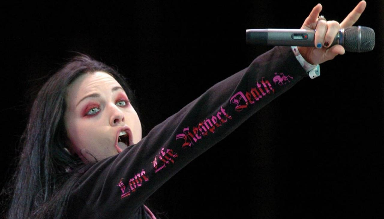 Evanescence 2020 Tour US rock group Evanescence to release new album in 2020 | Newshub