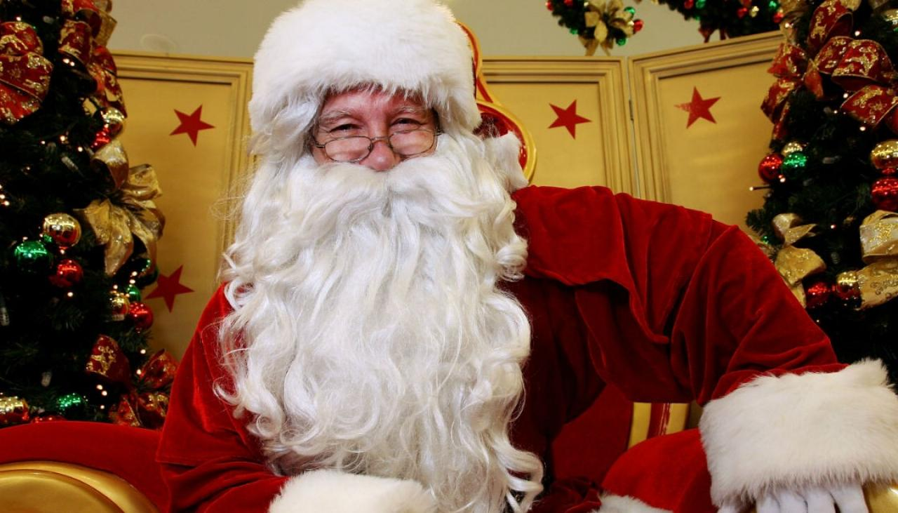 The best places to see Santa in New Zealand | Newshub