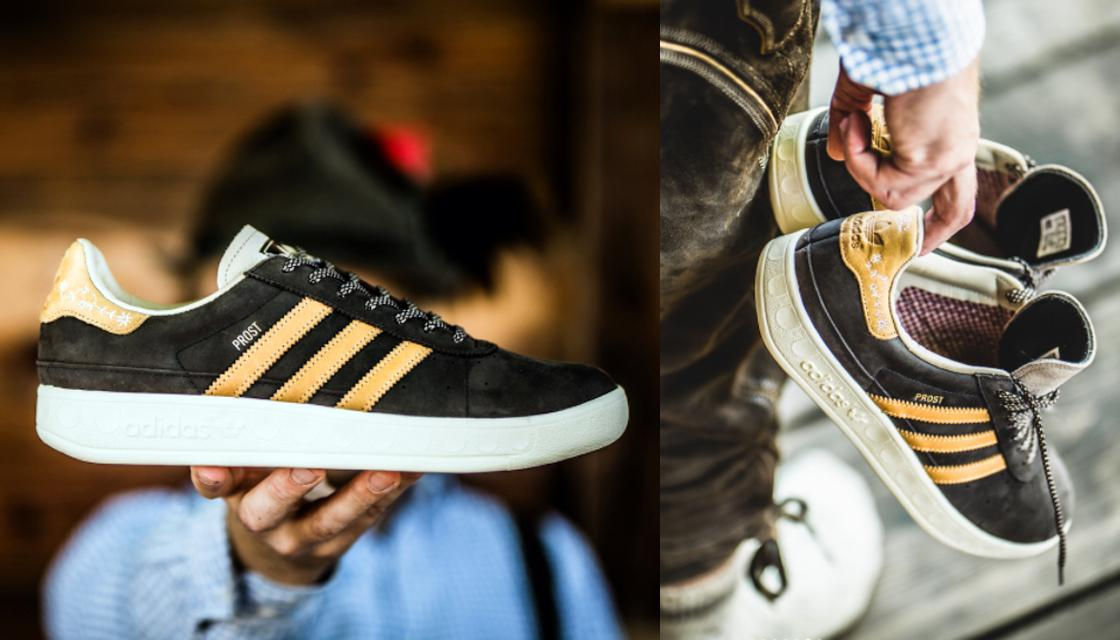 2cde8ce326e4 Adidas unveils vomit-resistant sneakers in time for Oktoberfest ...