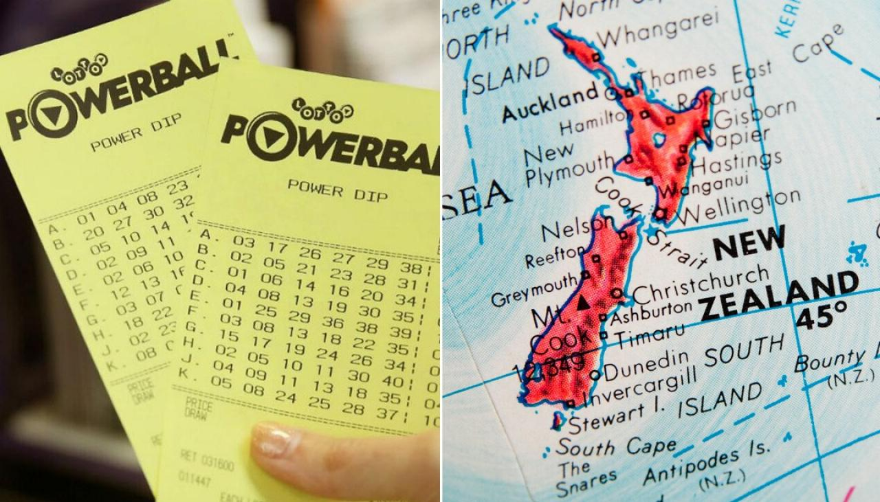 Lotto: Luckiest stores in each region of New Zealand revealed | Newshub