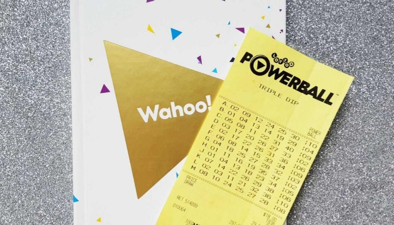 Lotto: Player takes home $12.3 million ahead of Mother's Day