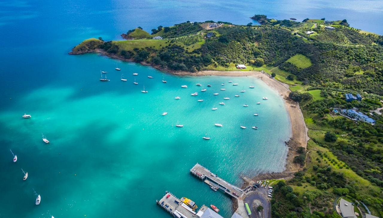 Waiheke Island Not Just Another Suburb Of Auckland Newshub