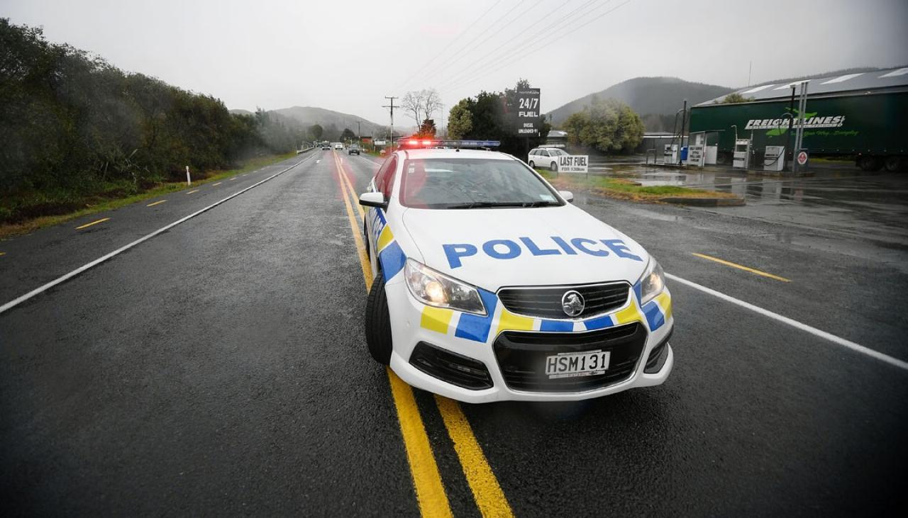 Police Car Stolen In Murupara Newshub