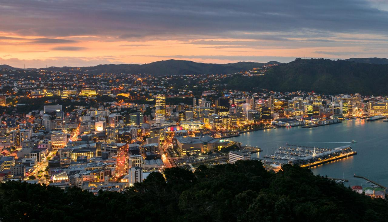 Pelaku Penembakan New Zealand Hd: Wellington Voted Most Liveable City For Second Year In A