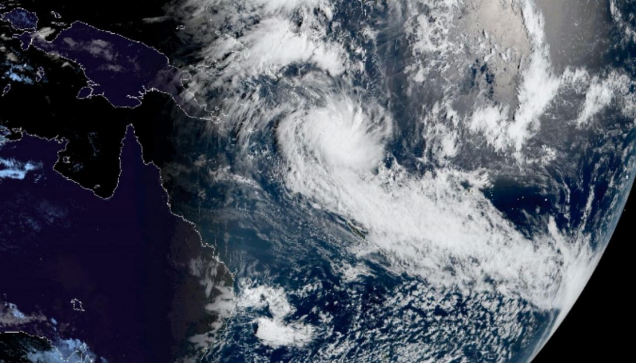 Weather: Cyclone Liua forms in Pacific, leftovers could reach NZ