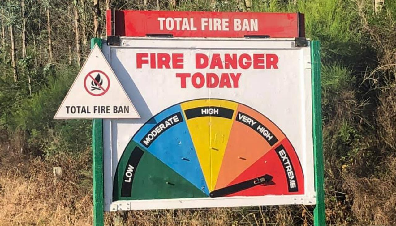Fire bans to hit NZ as sizzling temperatures arrive | Newshub