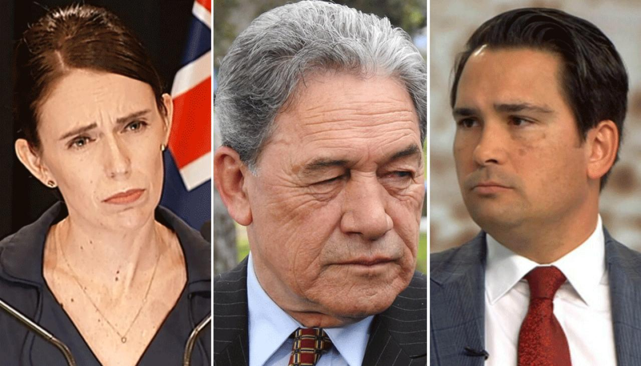 Jacinda Ardern must act over New Zealand First hidden donation allegations - Simon Bridges | Newshub