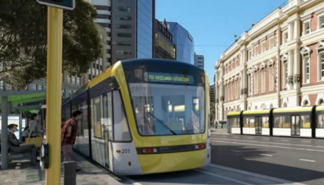 Tens of millions of dollars spent on Auckland light rail despite no shovels in the ground