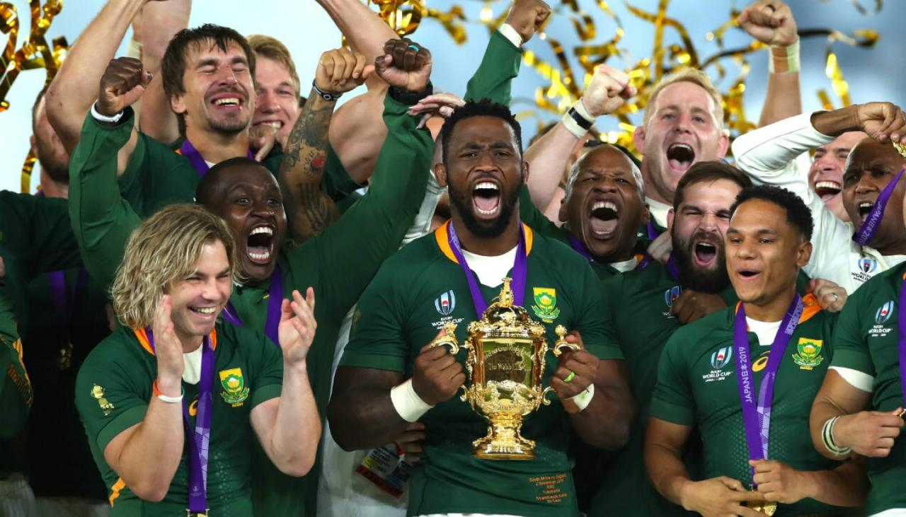 Rugby World Cup 2019: The final in pictures | Newshub