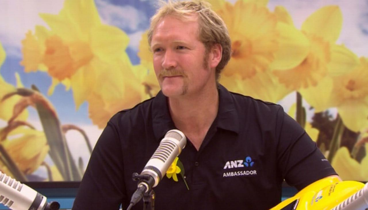 Eric Murray: Eric Murray's Oarsome Effort Fighting Cancer