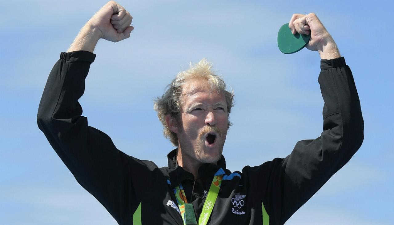 Eric Murray: Olympic Gold Medallist Eric Murray Retires From Rowing