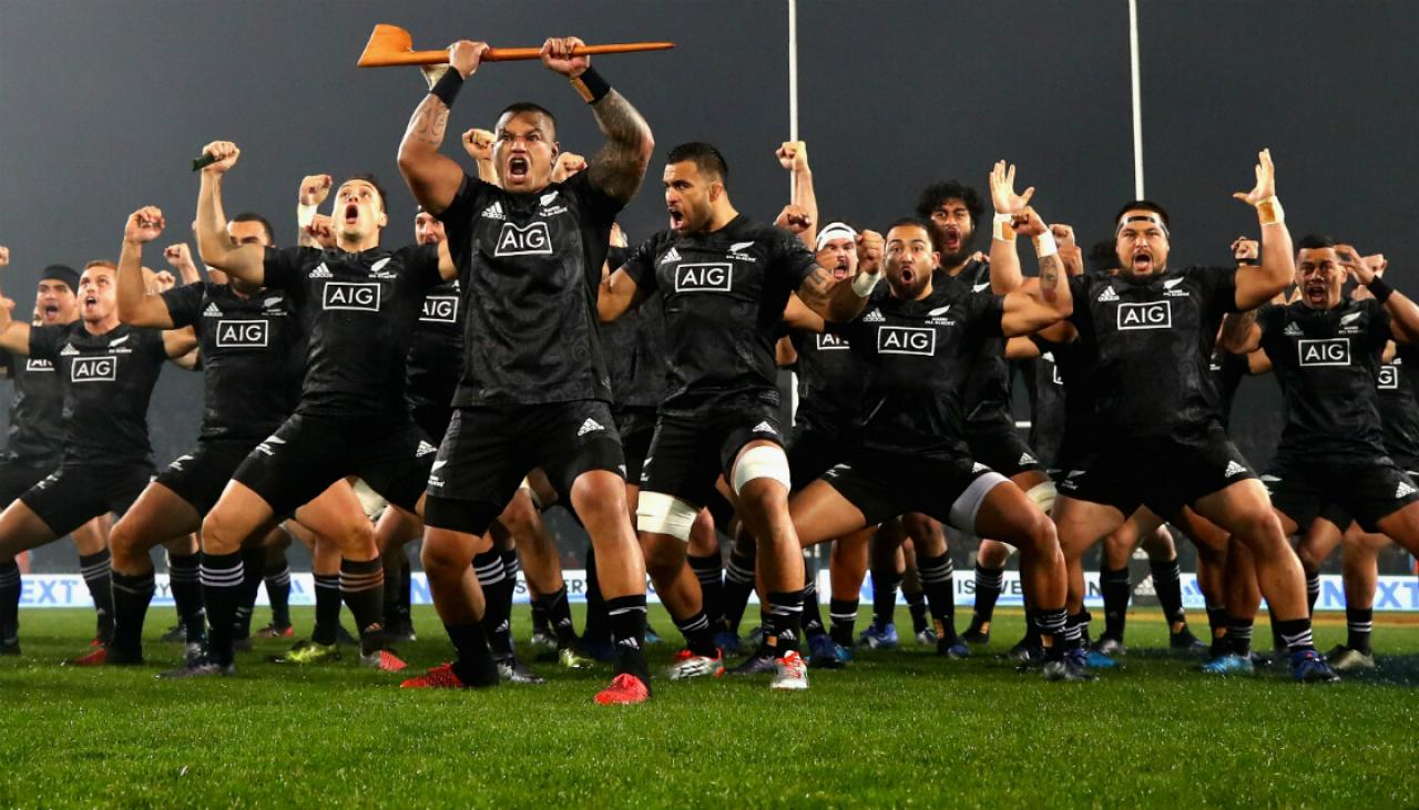 All Blacks Northern Tour