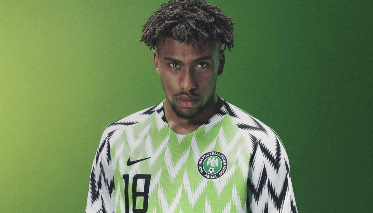 Football World Cup  Nigeria kit sells out in 20 minutes  ed0ade9fc