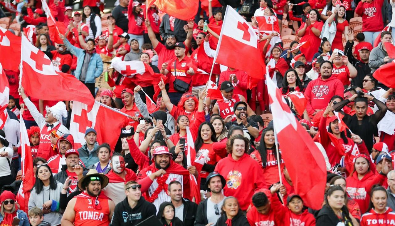 Rugby league: No airport welcome in Auckland for Tonga before Australia test