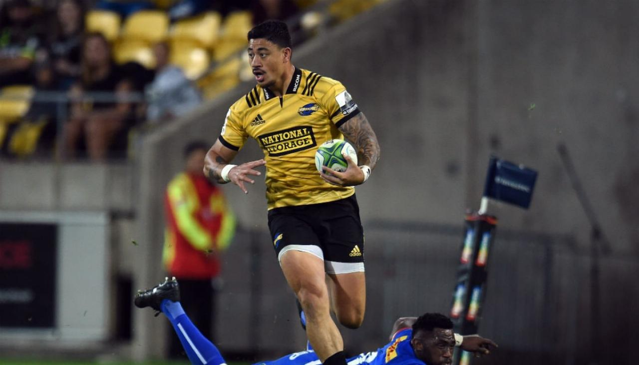 Super Rugby 2019: Hurricanes come from behind to beat Stormers | Newshub