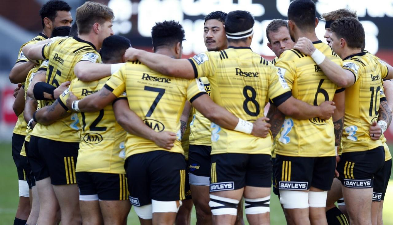 Super Rugby 2019: Hurricanes back to full strength for quarter-final with Bulls