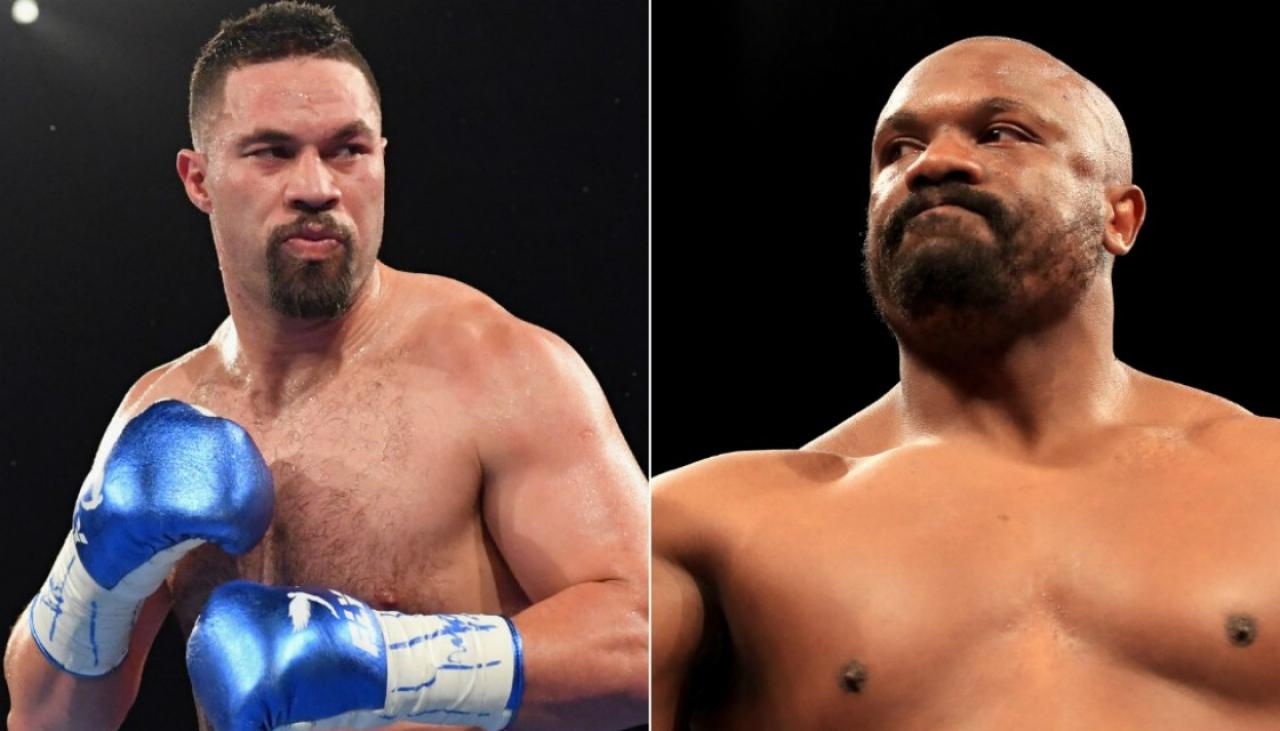 Boxing: Derek Chisora win sets up bout with 'Australian Chicken' Joseph Parker | Newshub