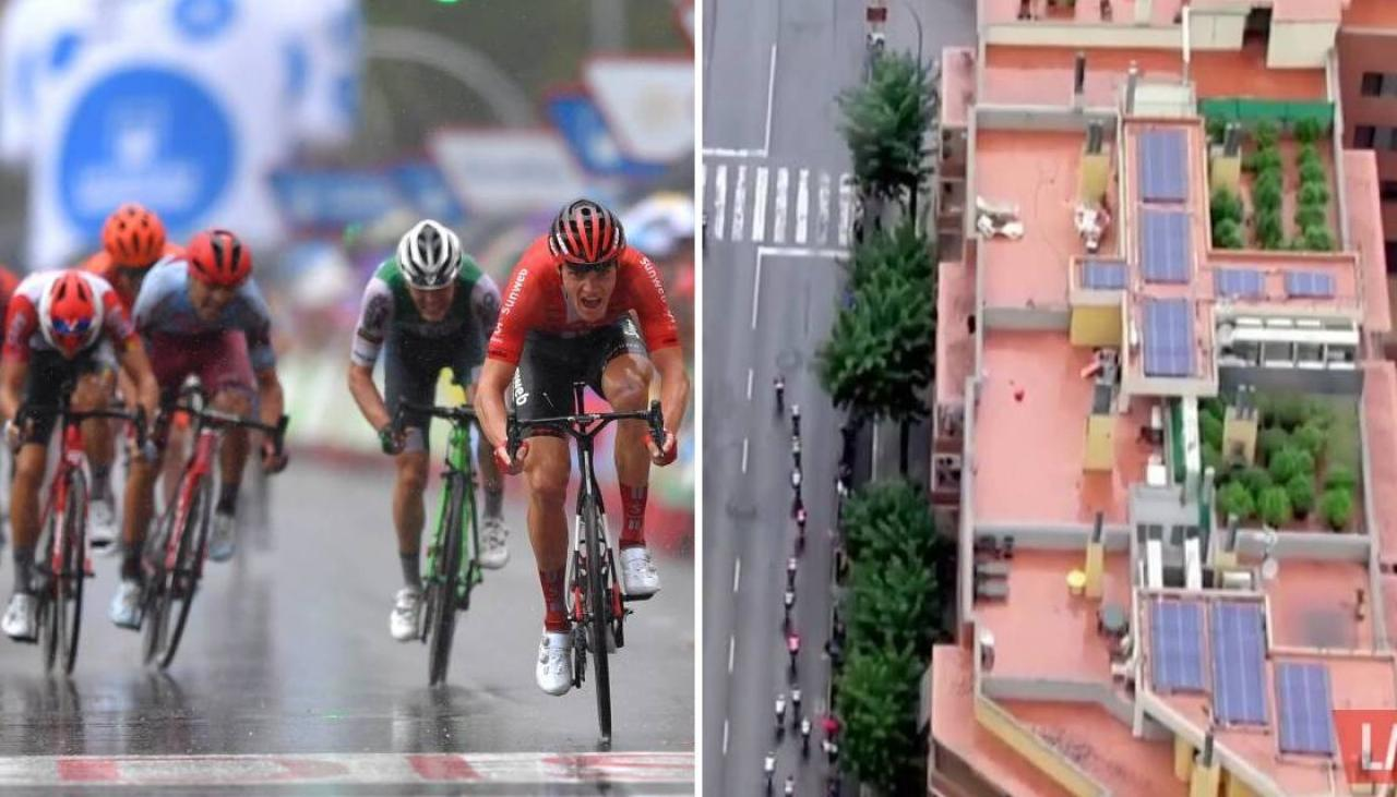 Cycling: TV helicopters bust drug plantation during Vuelta