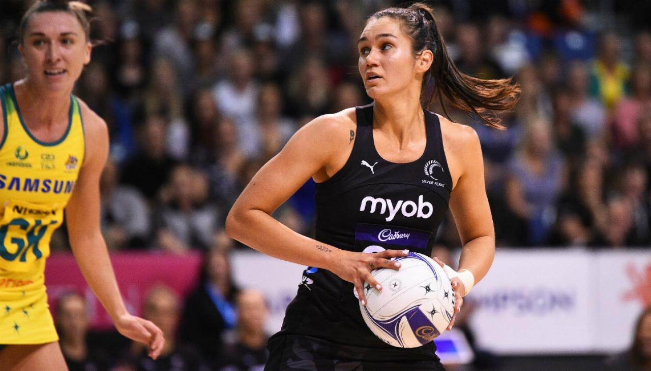 Constellation Cup: New Zealand edge Australia in opening test | Newshub
