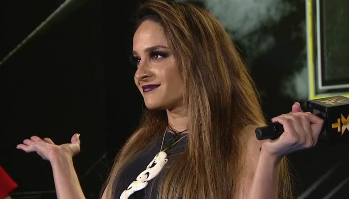 WWE: Dakota Kai on what she misses about New Zealand and her quest to be NXT champion | Newshub