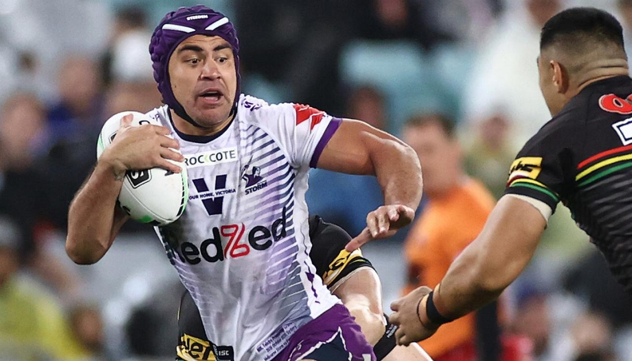 'Pretty silly to leave' - Kiwis star Jahrome Hughes on why he rejected Warriors' huge offer to stay with Melbourne Storm