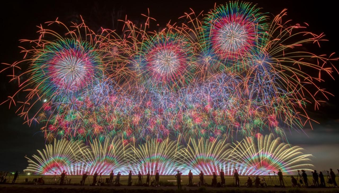 Image result for amazing fireworks photos