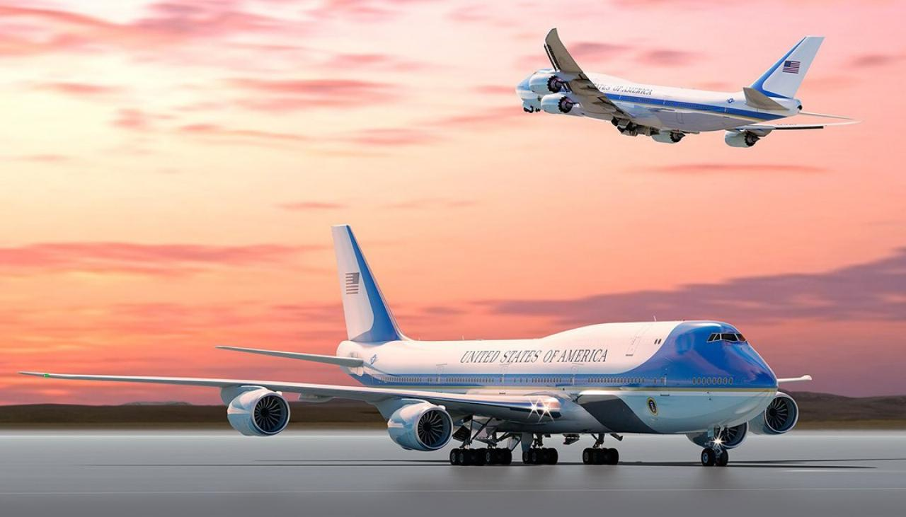 Us Congress Attempts To Block Donald Trump S Air Force One