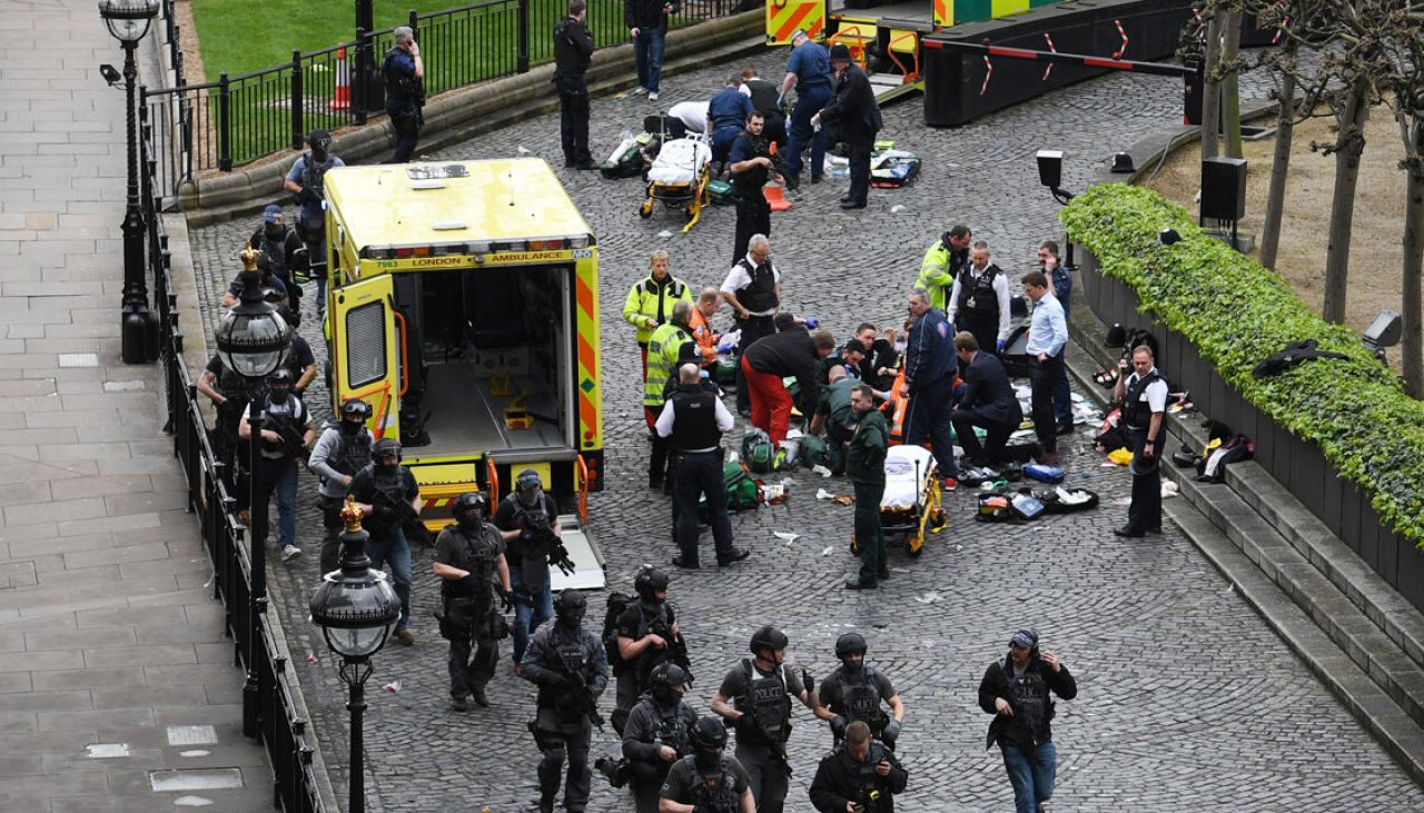 Terror Attack At Uk Parliament Newshub