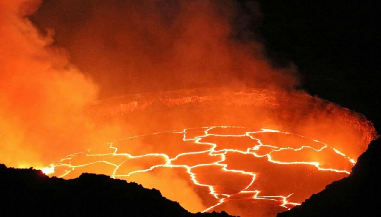 Hideous Injury From Hawaii S Kilauea Volcano Eruption